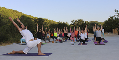 Retiro 1 yoga integral