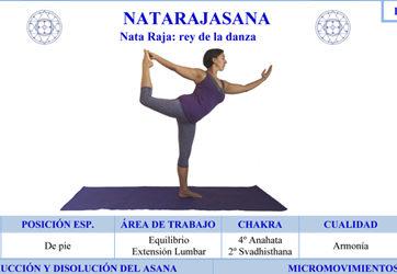 natarajasana